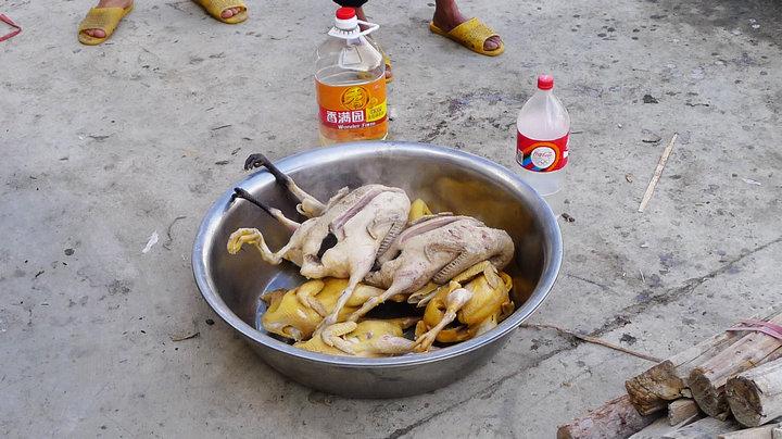 壮族农村宴席常见菜谱